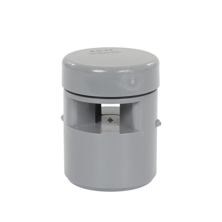 Nicoll automatische pvc beluchter, diameter 100-110 mm