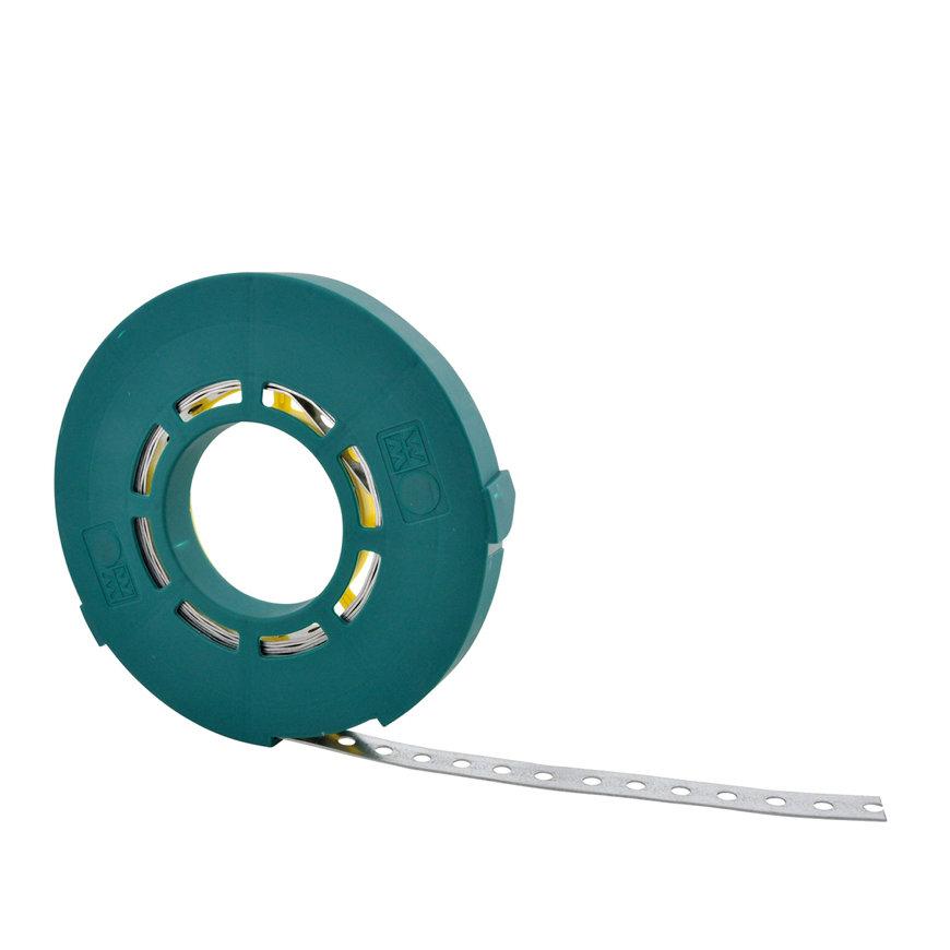 BIS Montageband, sendzimirverzinkt, B=12mm, T=0,8mm, L=10m