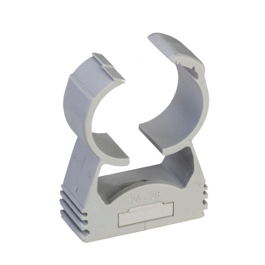 BIS starQuick Rohrschelle mit Innengewinde M6, 28–31 mm
