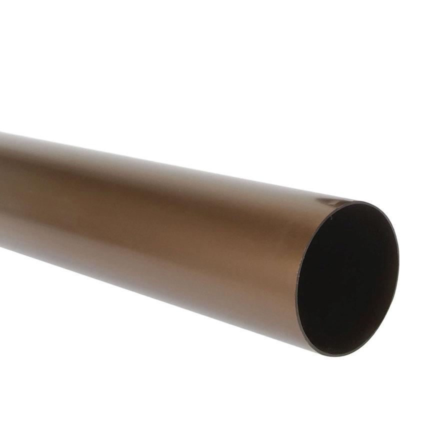 Nicoll hwa buis, pvc, koper, RAL 8007, 80 mm, l = 4 m  default 870x870