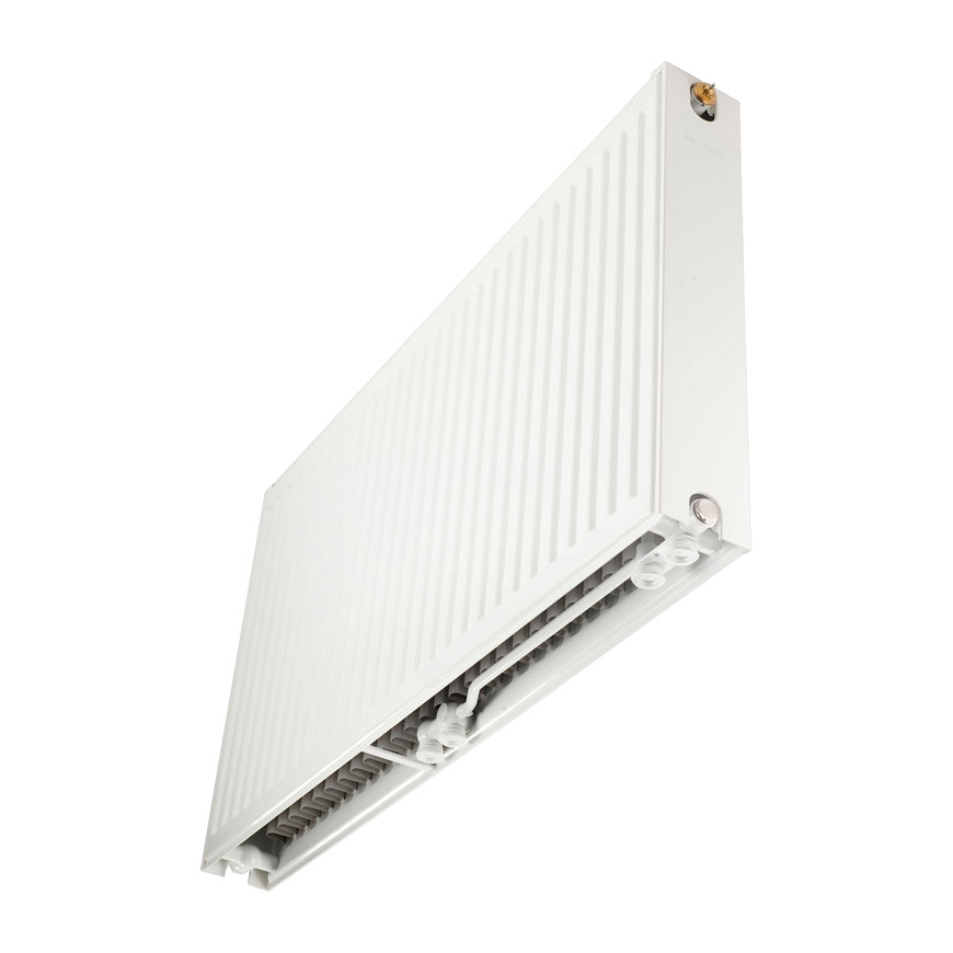 Thermrad Super-8 Compact radiator, type 20, hoogte 600 mm, lengte 600 mm, afg. 75/65/20 - 616 W  default 870x870