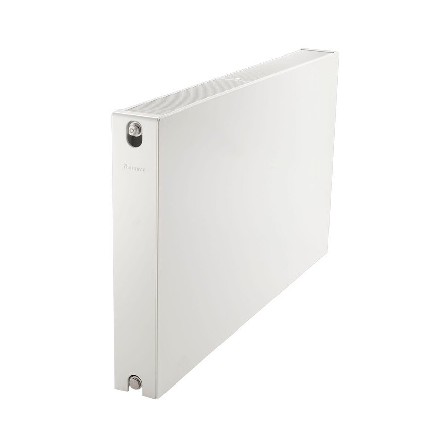 Thermrad Super-8 Plateau radiator, type 21, hoogte 900 mm, lengte 600 mm, afg. 75/65/20 - 967 W  default 870x870