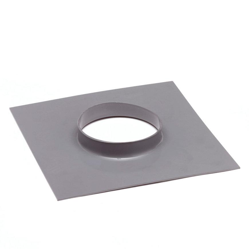 Pvc plakplaat voor enkelwandige ontluchtingskap, 50 mm  default 870x870