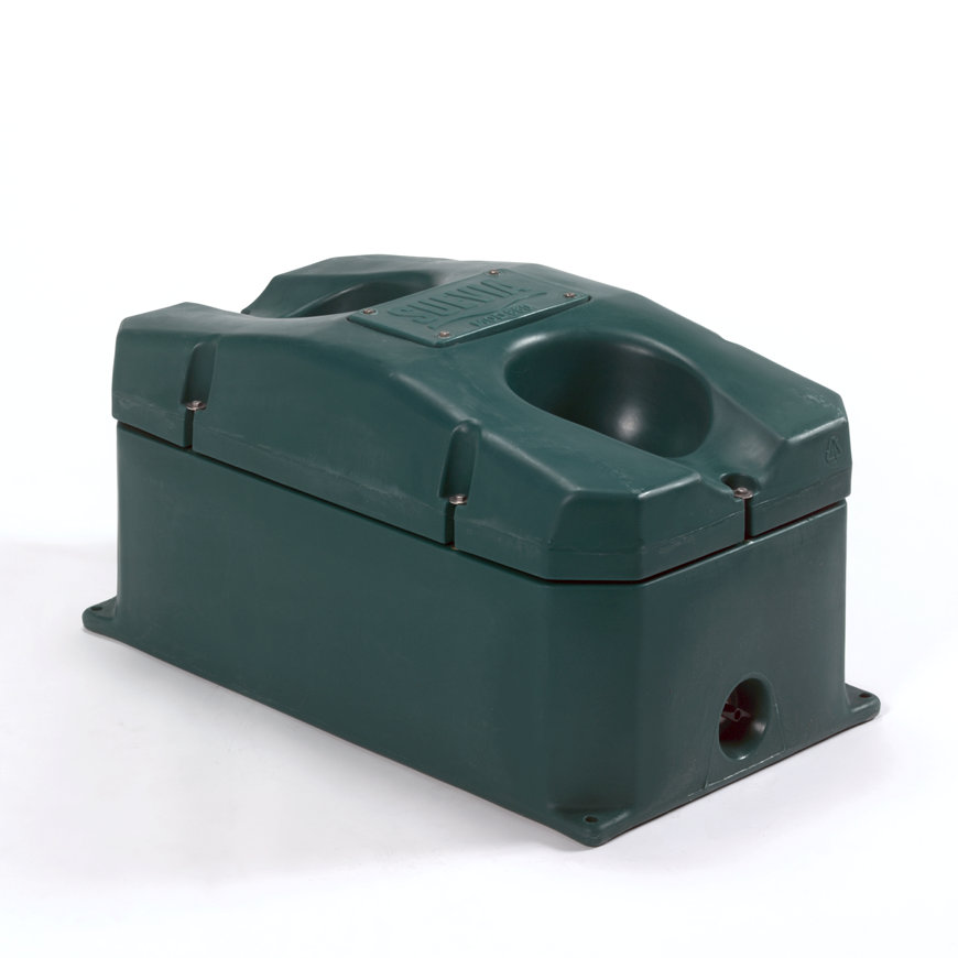 Suevia Thermo-Quell vorstvrij drinkreservoir, pe, type 860