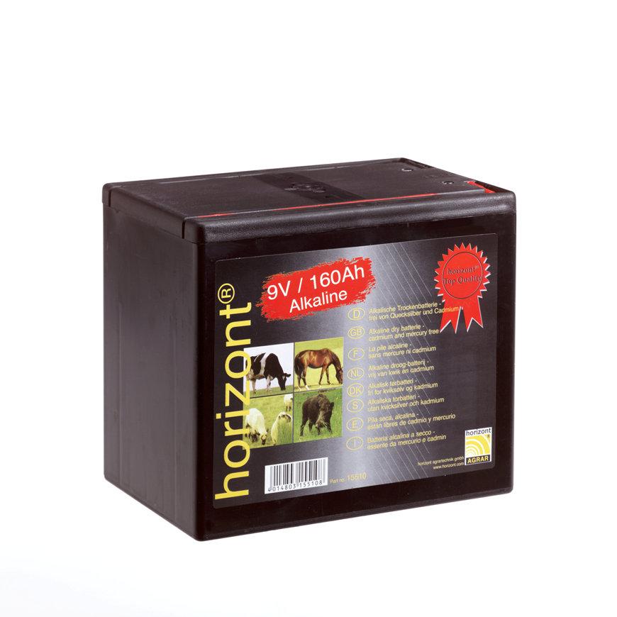 Horizont alkaline batterij, 9 Volt - 165 Ah  default 870x870