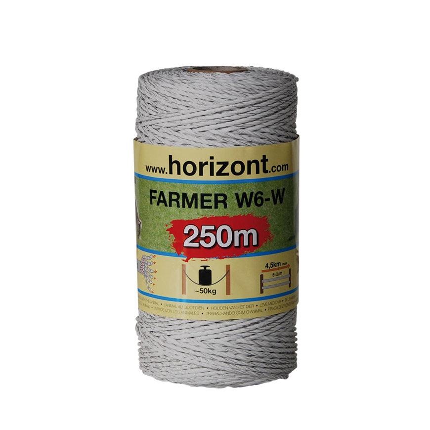 Horizont draad, Farmer W6-W, l = 250 m  default 870x870