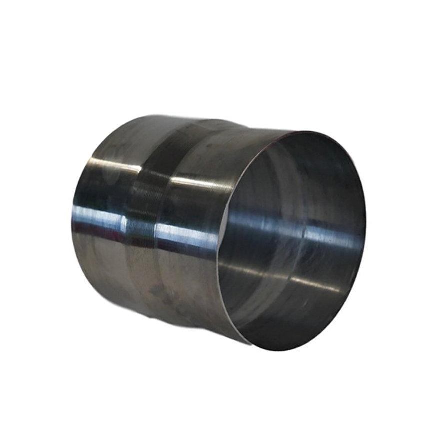 Ubbink aluminium verloopstuk, Ø 132 mm - Ø 124 mm  default 870x870