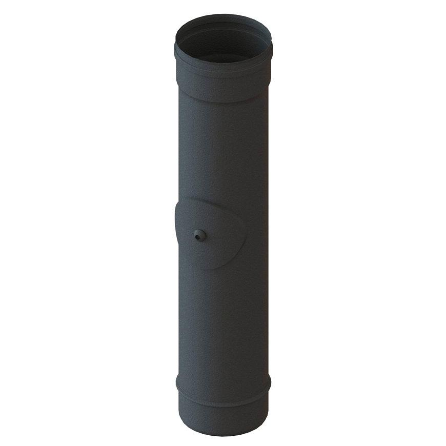 Dinak Deko pellets, rookgasafvoerbuis, met inspectieluik, type 24P, 80 mm, l = 445 mm  default 870x870