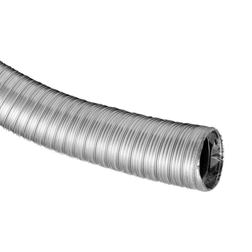 Dinak Dinaflex, flexibele rookgasafvoerbuis, type 201, l = 20 m, 150 mm