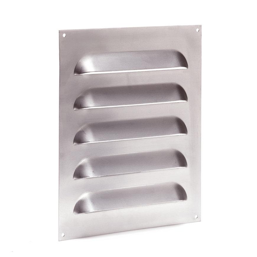 Aluminium ventilatierooster, 250 x 300 mm  default 870x870