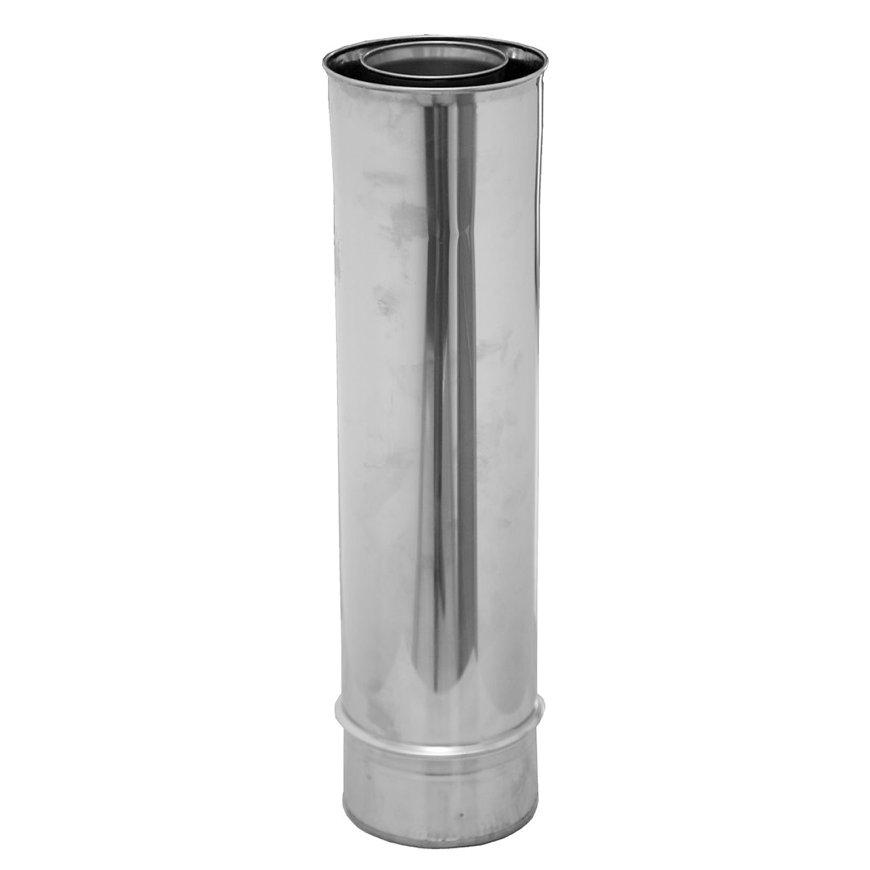 Dinak Diflux pellets, rookgasafvoerbuis, type 024, 130/200 mm, l = 430