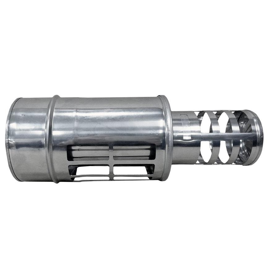 Dinak Diflux pellets, horizontale verstelbare eindstuk, type 011, 130/200 mm, l = 570 - 800 mm  default 870x870