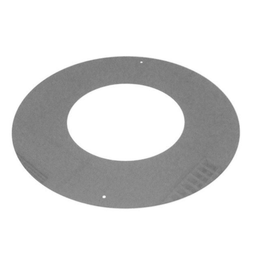 Dinak Diflux pellets, rookgasafvoer rozet, type 13D, 100/150 mm  default 870x870