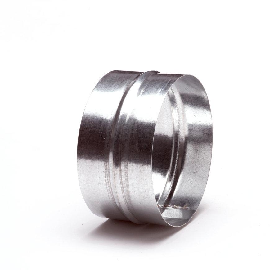 Spiraliet verbindingsstuk, voor buis, 2x verjongd spie, 315 mm