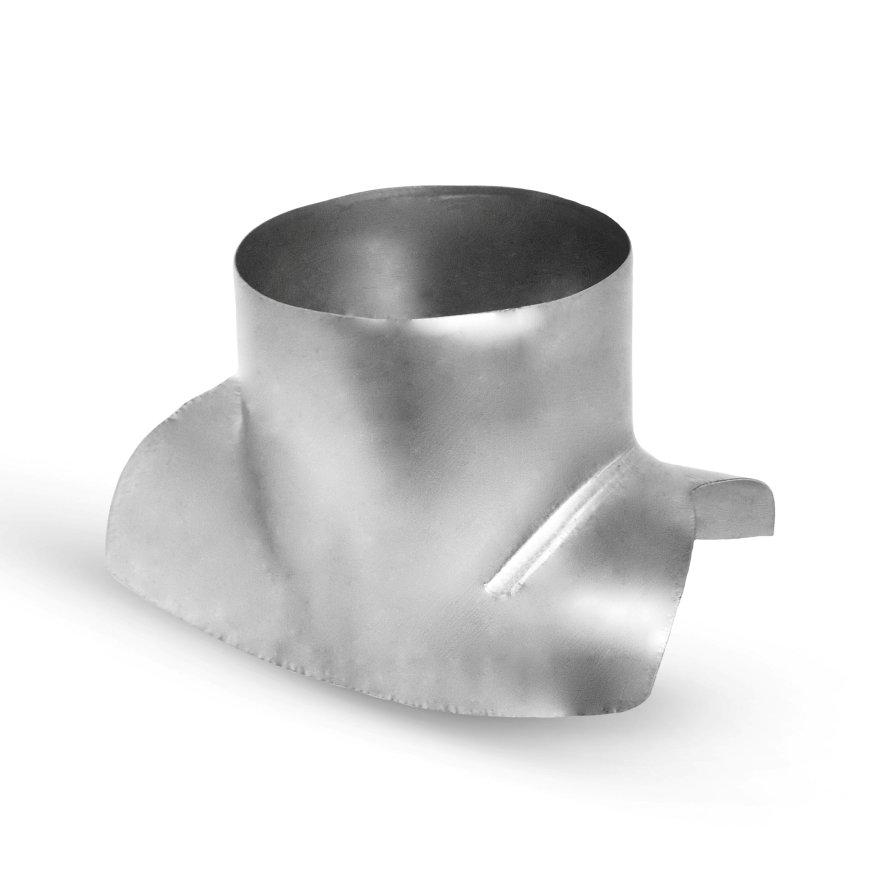 Spiraliet zadelstuk, geperst, 200 x 160 mm