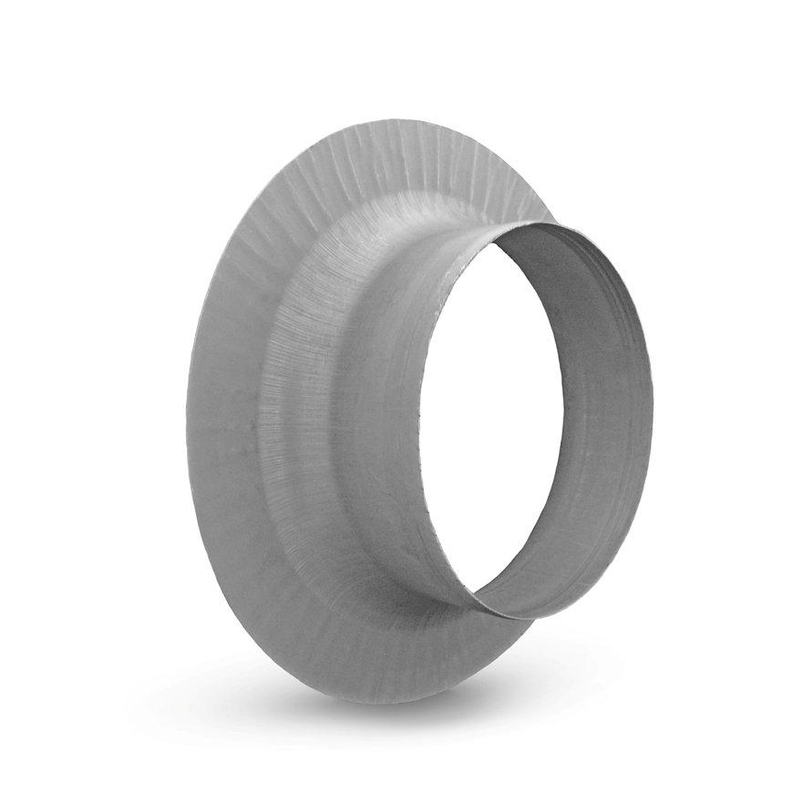 Spiraliet stormkraag, geperst, 250 mm  default 870x870