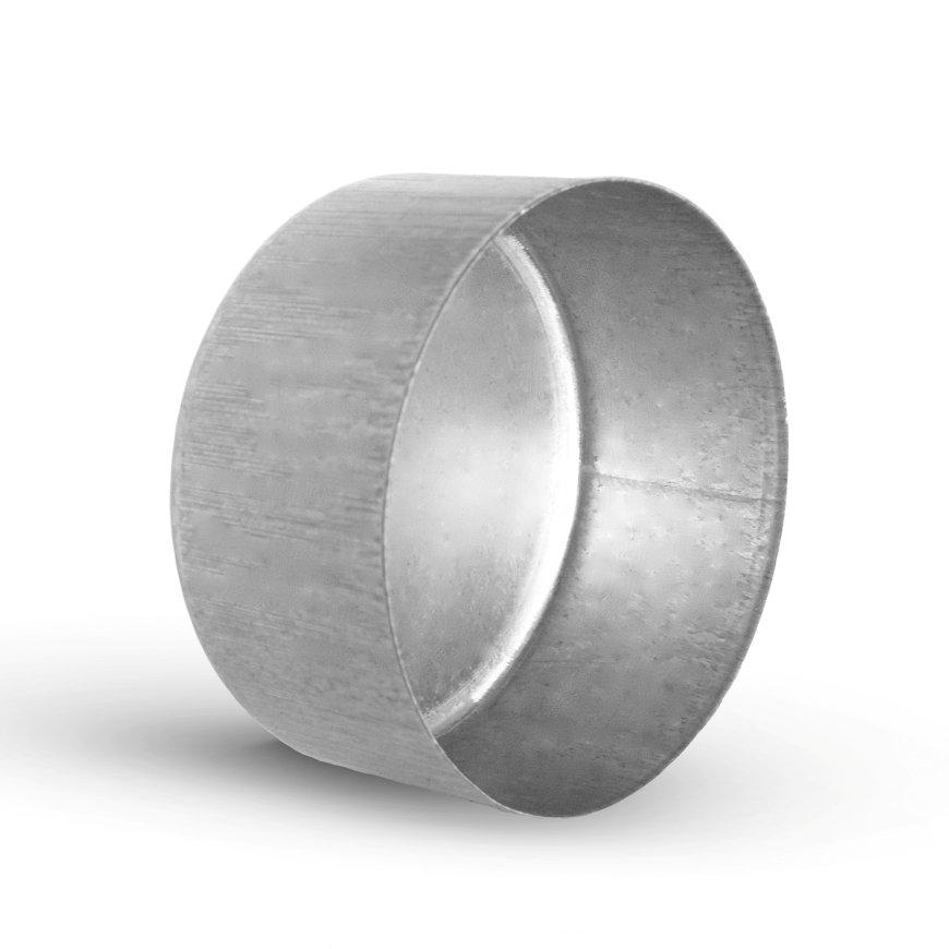 Spiraliet eindkap, voor hulpstuk, 200 mm