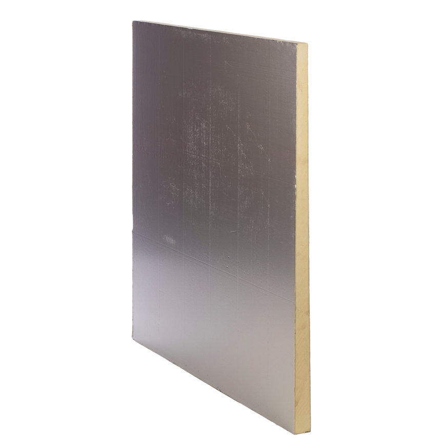 Enertherm dakisolatieplaat, pir, aluminium, d = 50 mm, l x b = 1,2 x 0,6 m  default 870x870