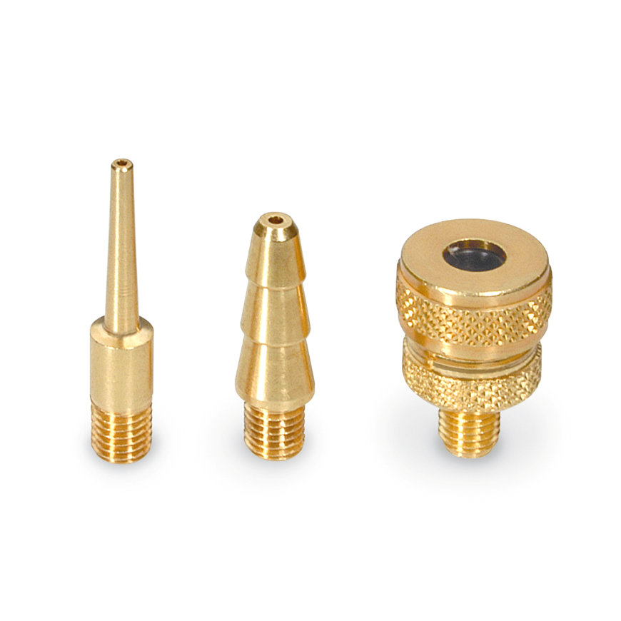 GAV nippelset voor bandenblazers, set à 3 messing tules  default 870x870