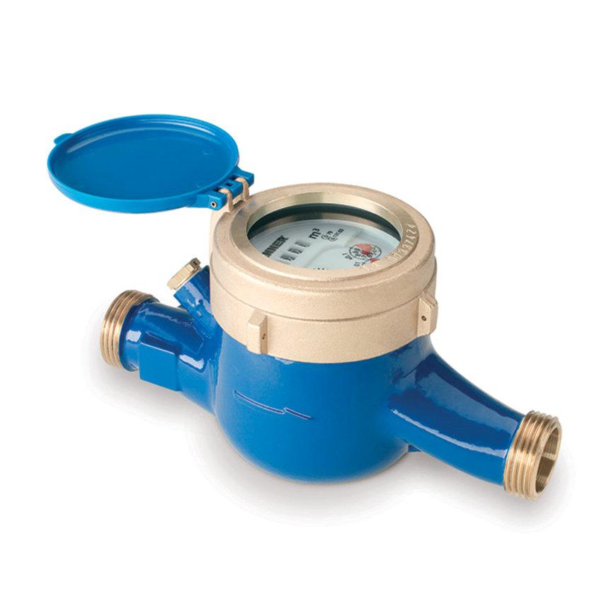 "Zenner watermeter, type MNK, KIWA, buitendraad 1""  default 870x870"