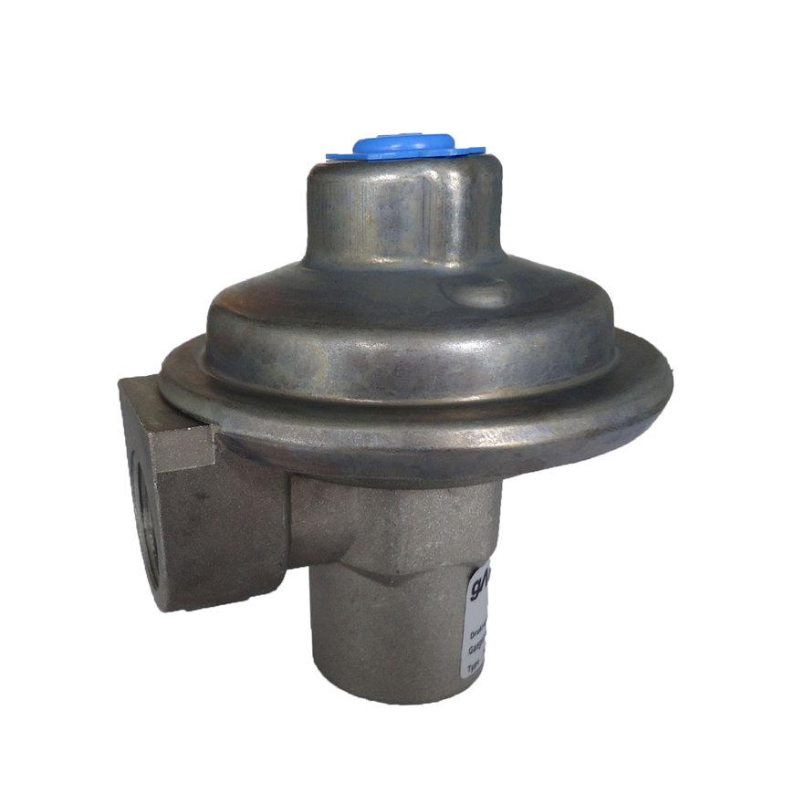Gasgebrekklep/gasdrukregelaar, type WMRG 10 B