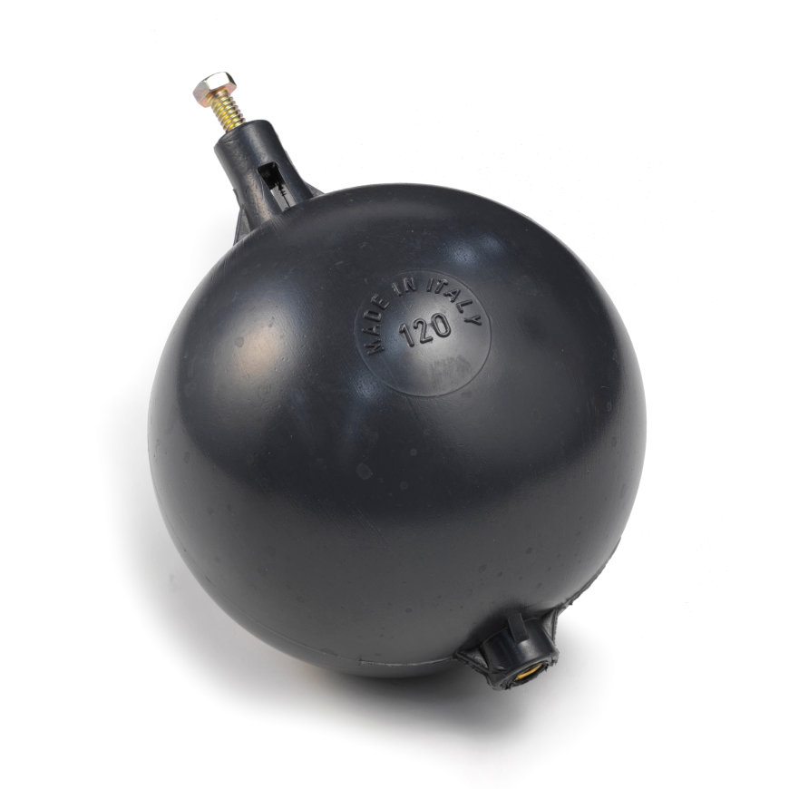 PVA verstelbare vlotterbal, pp, type 8, 150 mm  default 870x870