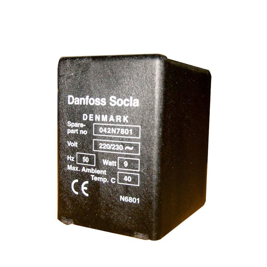 Danfoss Spule ohne Anschluss, für TypWKB2 und HK2, 24 V/50Hz, 9W