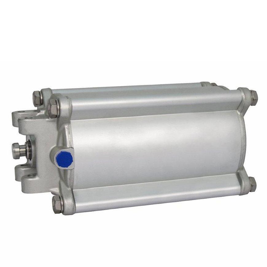 """RIV dubbelwerkende pneumatische cilinder, type 164, 8""""  default 870x870"""