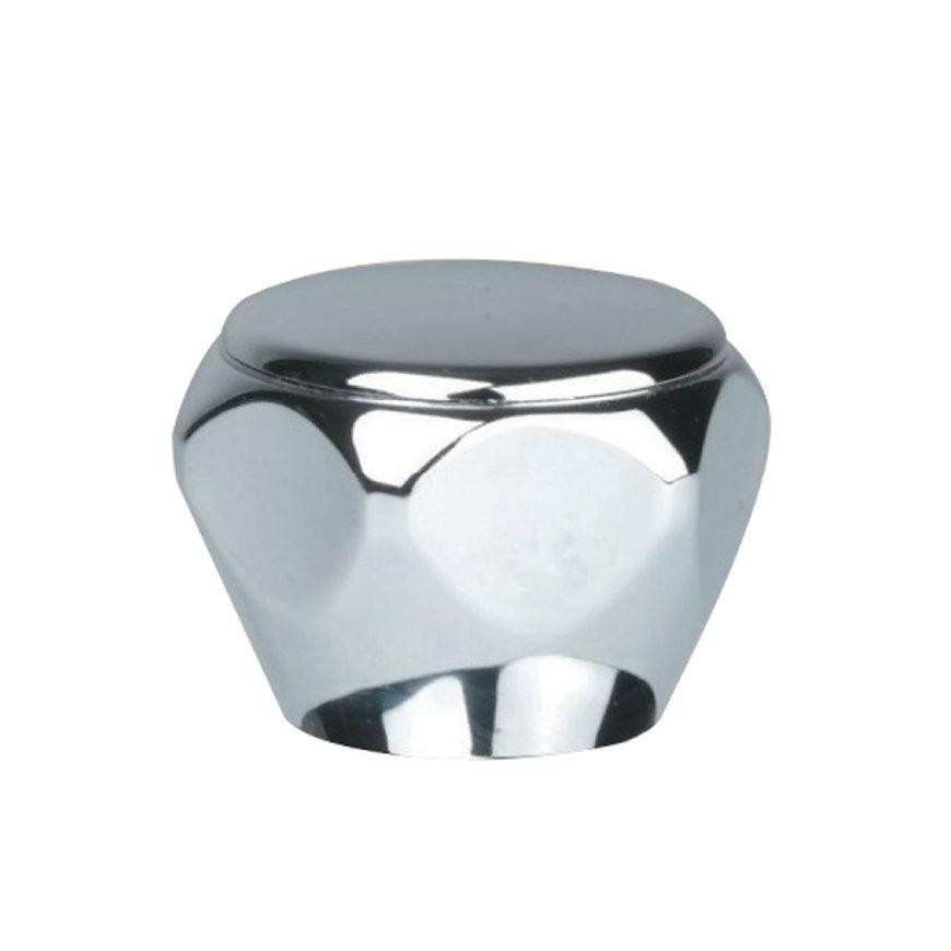 RIV knop, verchroomd zamak, type 9017, universeel  default 870x870