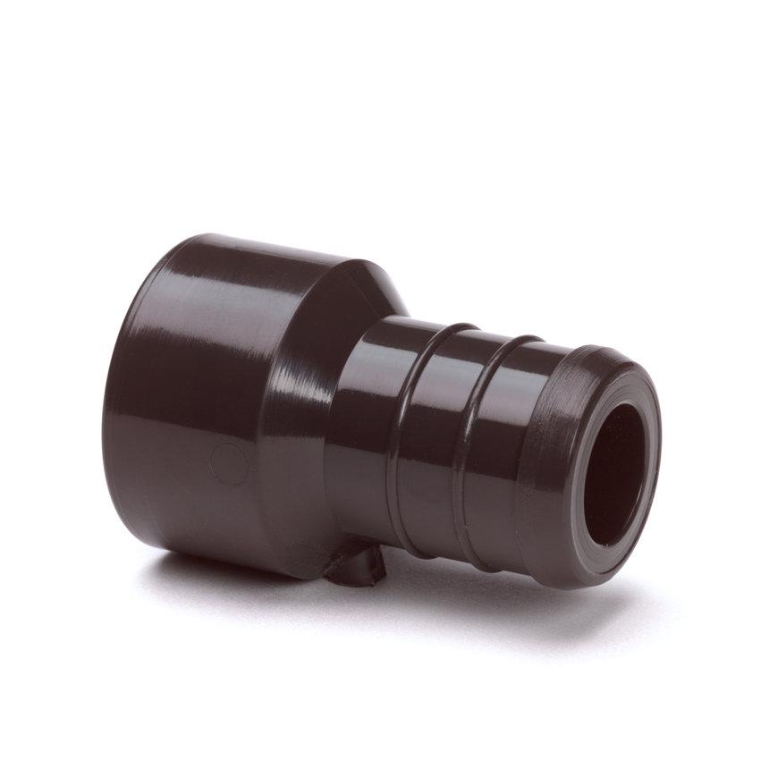 System'O cpvc slangtule, 1x uitwendig lijm, 25 mm