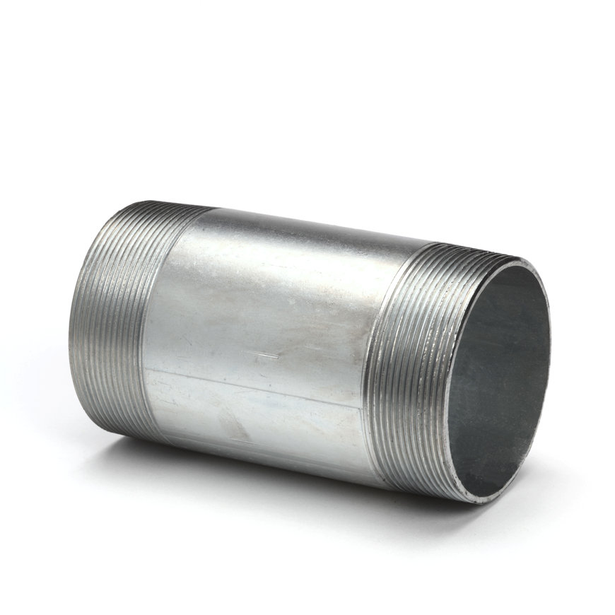 """Gegalv. pijpnippel, 3"""", nr. 23, 2x buitendraad, l = 150 mm  default 870x870"""