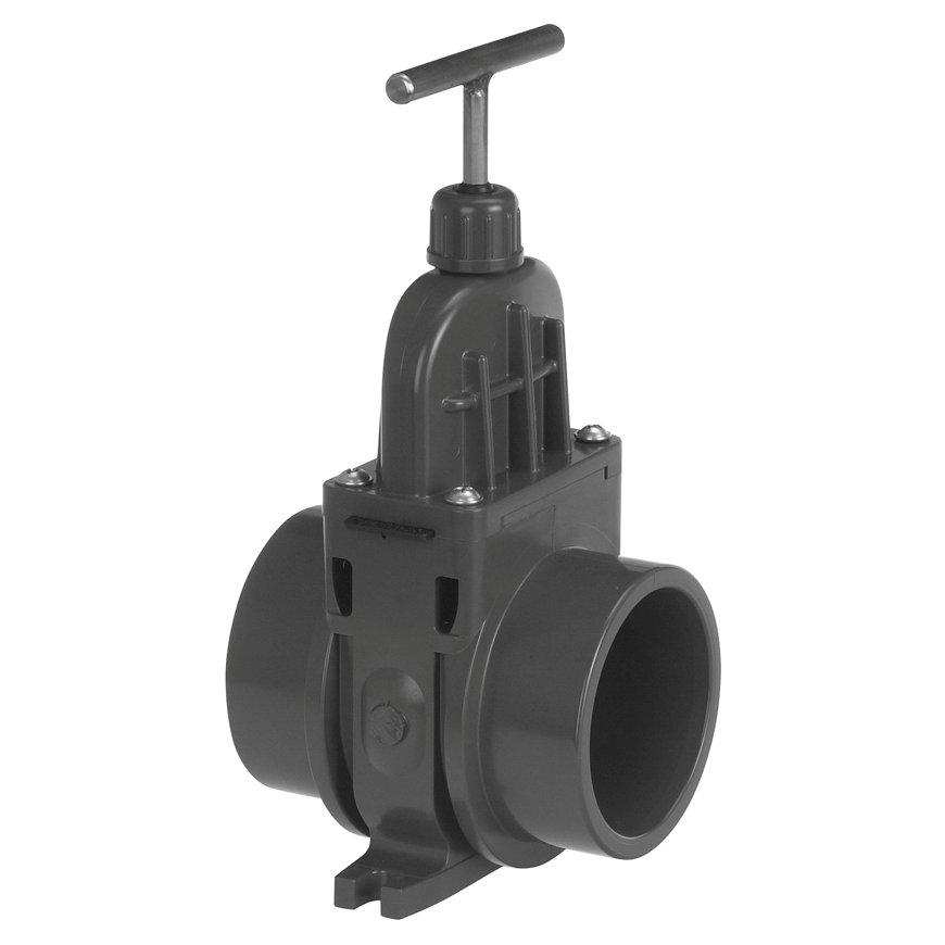 VDL pvc schuifafsluiter, 2x inwendig lijm, 63 mm  default 870x870