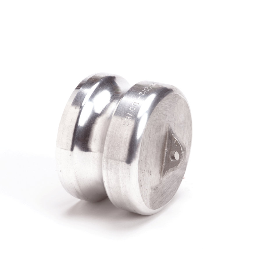 "Camlock M-deel afsluitplug, aluminium, type DP, 25 mm x 1""  default 870x870"