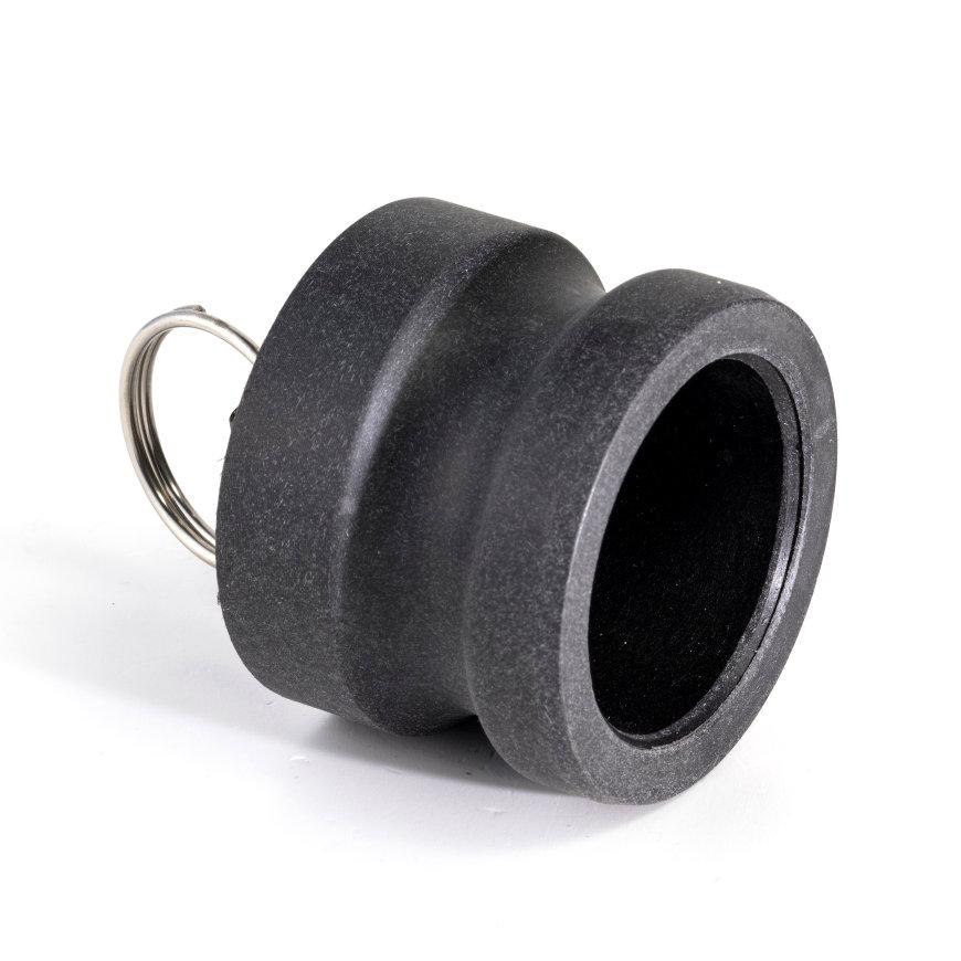 "Camlock M-deel afsluitplug, pp, type DP, 32 mm x 1¼"""
