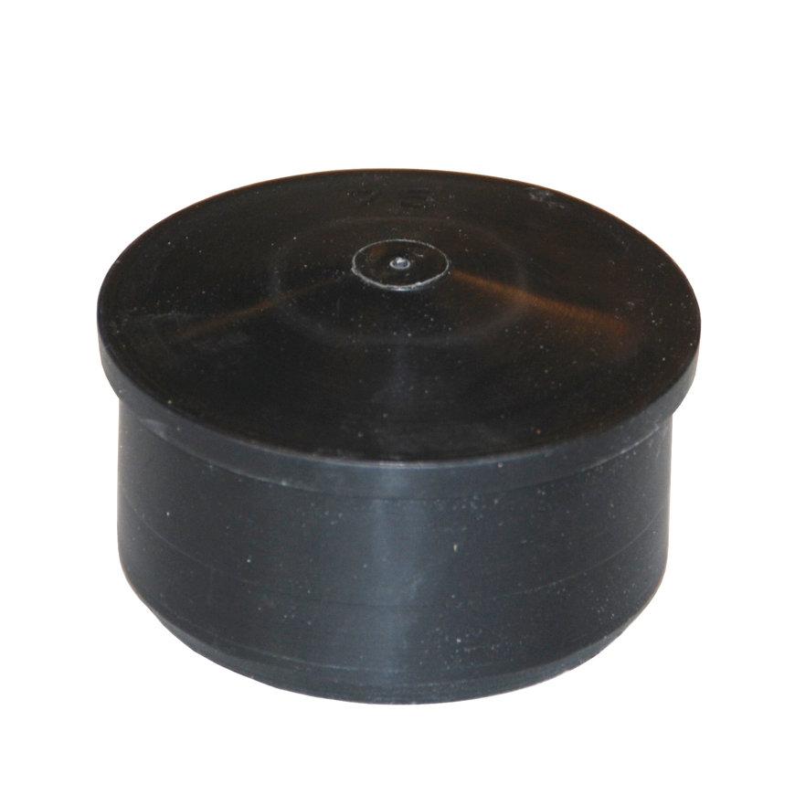Pp bodem voor bronfilter, 75 x 69,2 mm, 10 bar, zwart  default 870x870
