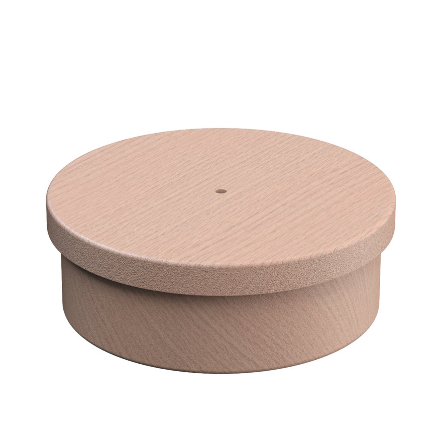Hardhouten bodem t.b.v. beregeningsfilter/bronbemalingsfilter, 200 x 182 mm, 10 bar  default 870x870