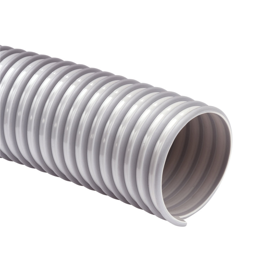 Light-flex afzuigslang, Ø 100 mm, l = maximaal 30 m