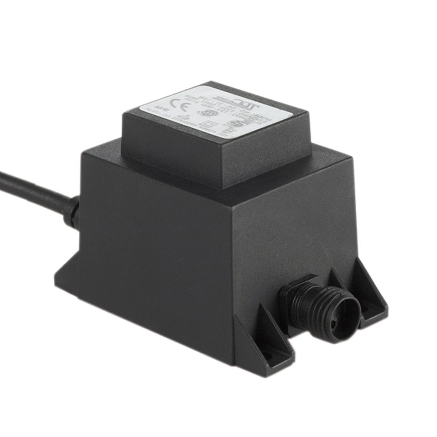 AUGA transformator zonder timer en sensor, type Power 70, 70W, 230 V AC / 12 V AC