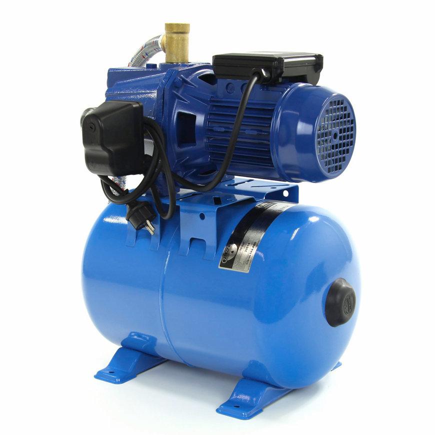 Ebara zelfaanzuigende hydrofoor, type GP-AGA 1.00-24 H, 230 V