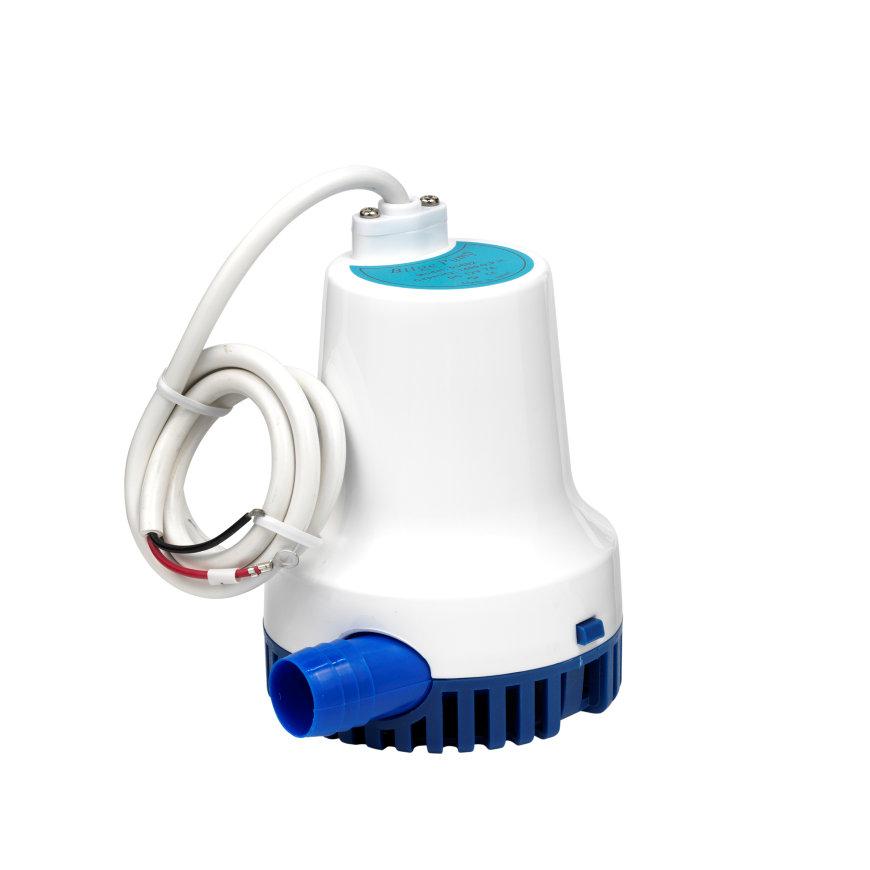 Bilge dompelpomp voor schoon- en zeewater, type 03602, 12 V, 7A  default 870x870