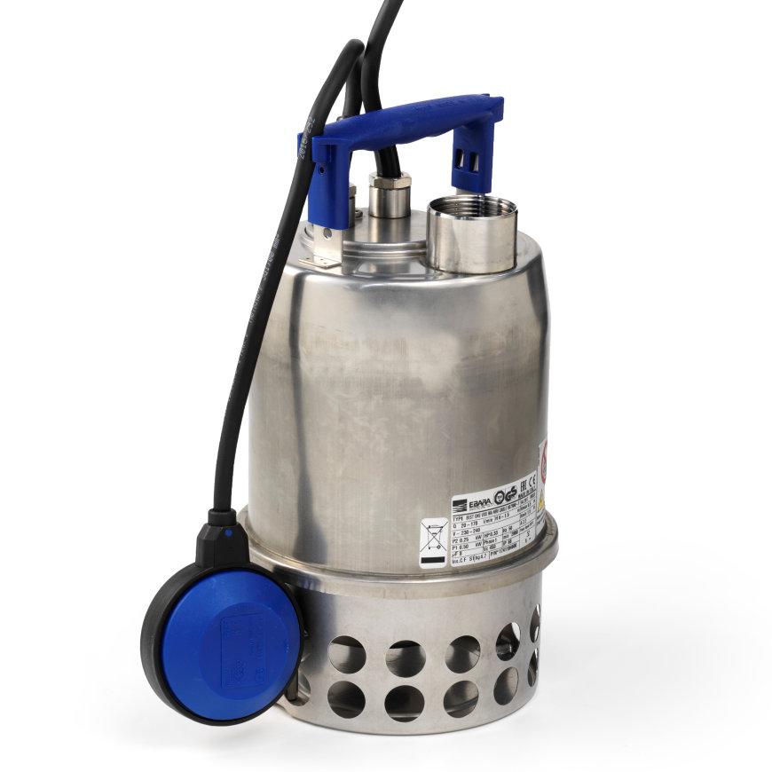 Ebara dompelpomp voor schoon- en vuilwater, Best One Vox M WA, rvs, 230 V  default 870x870