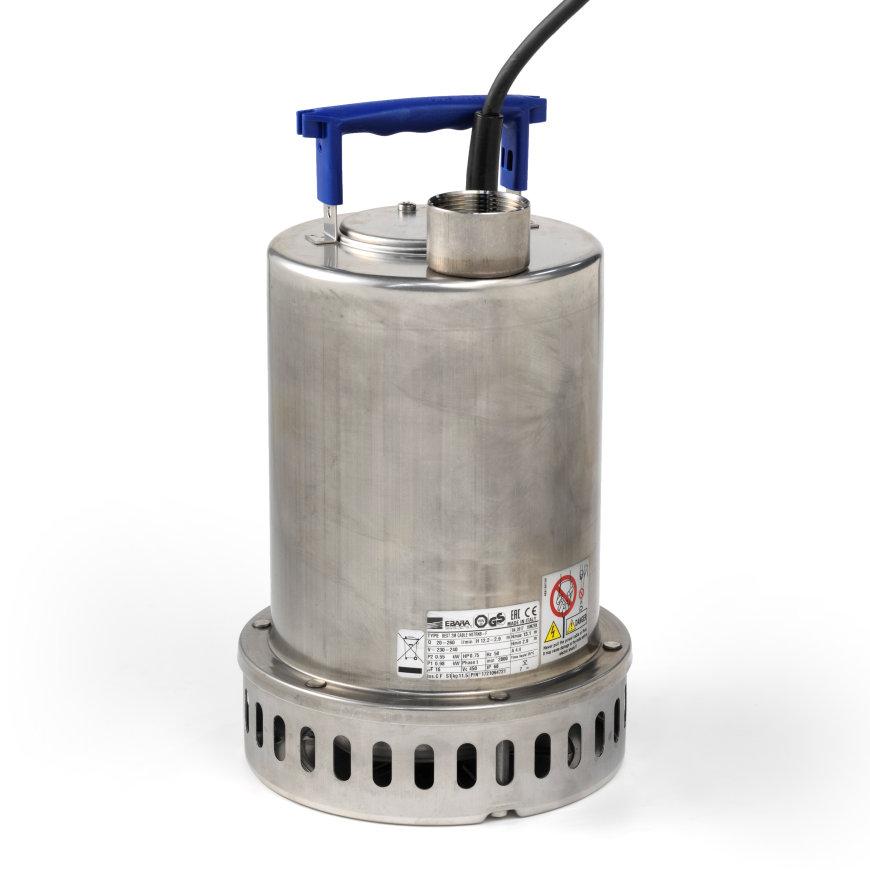 Ebara dompelpomp voor schoon- en vuilwater, Best 2 M W, rvs, 230 V  default 870x870
