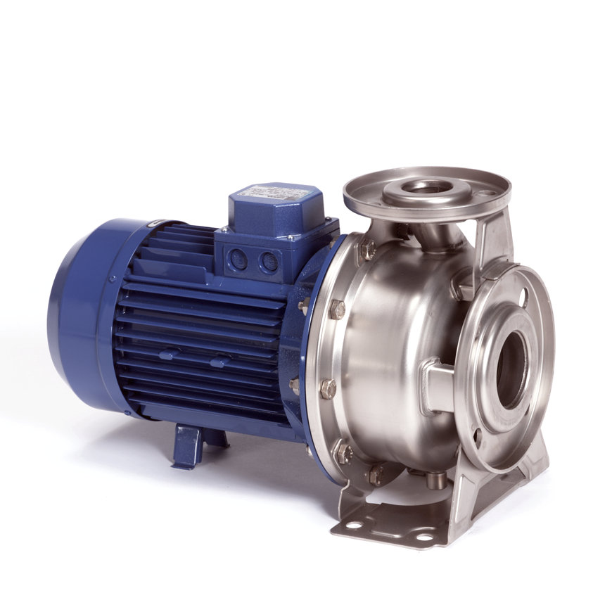 Ebara normaalzuigende centrifugaalpomp, 3M 40-160/4.0, 4.0kW, 400V  default 870x870