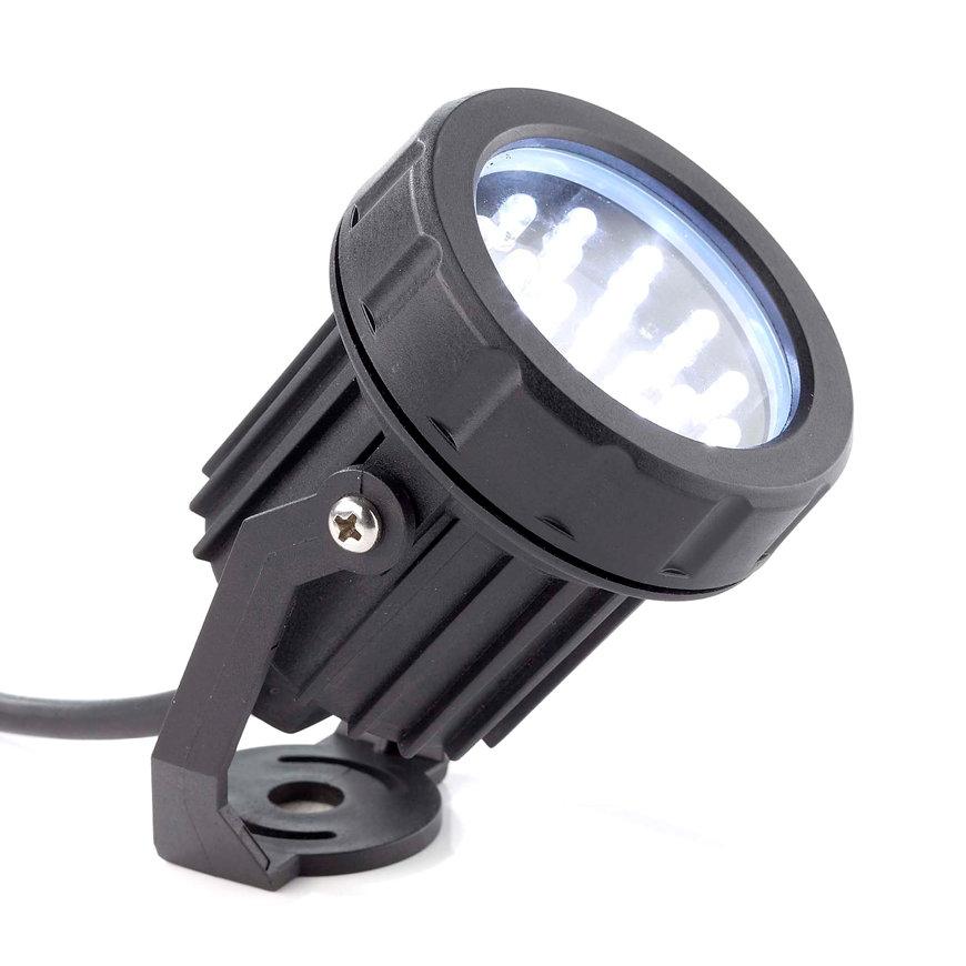 AUGA LED schijnwerperset, type LS 4-3 W, 3x, met transformator  default 870x870