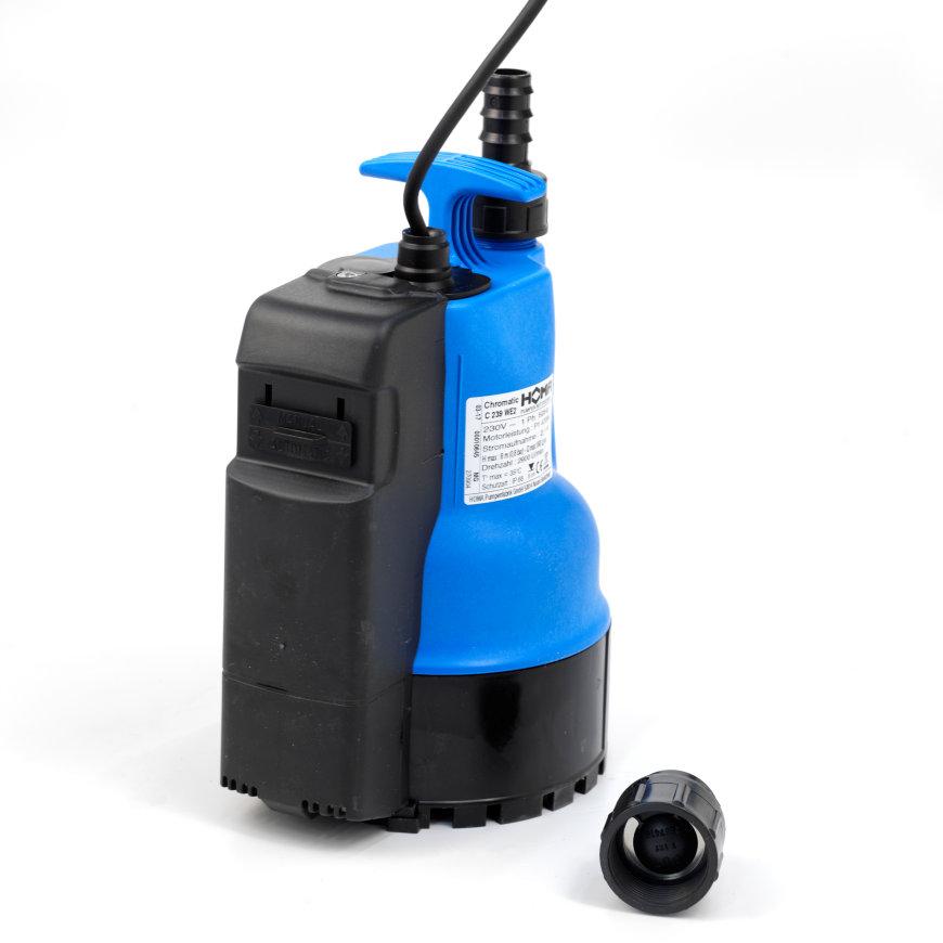Homa dompelpomp voor schoon- en vuilwater, mantelgekoeld, C 239 WE2, kunststof, 230 V  default 870x870