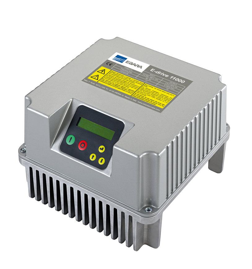 Ebara frequentieregelaar, type E-drive 7500  default 870x870