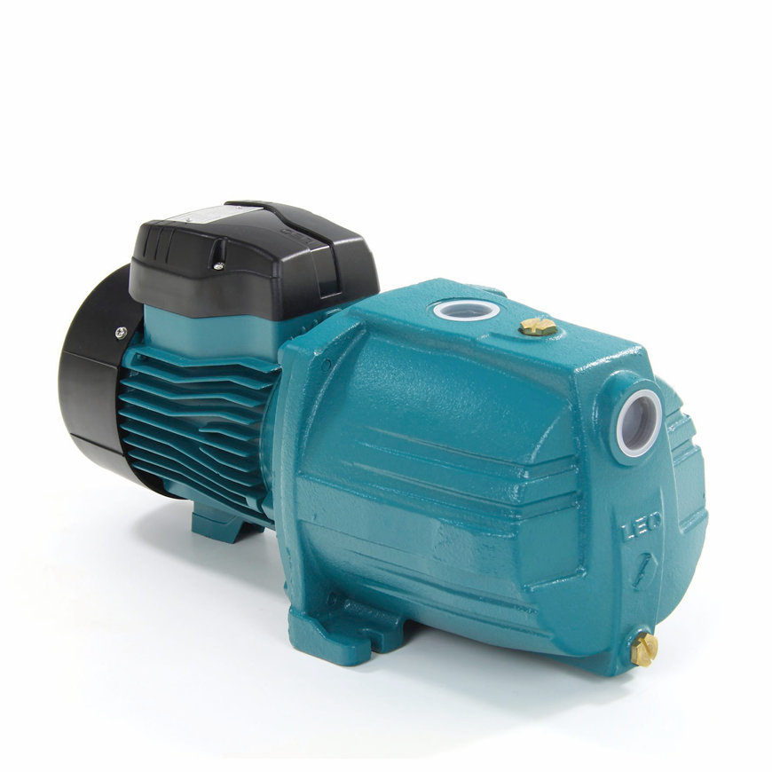 LEO zelfaanzuigende centrifugaalpomp, type AJm75, 230 V, 0,75 kW
