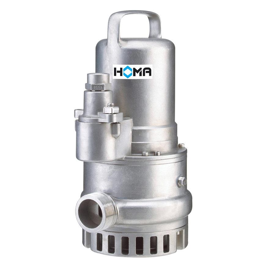 Homa dompelpomp voor chemisch agressieve media, CH 436-1,9/2 D, rvs, 400 V  default 870x870