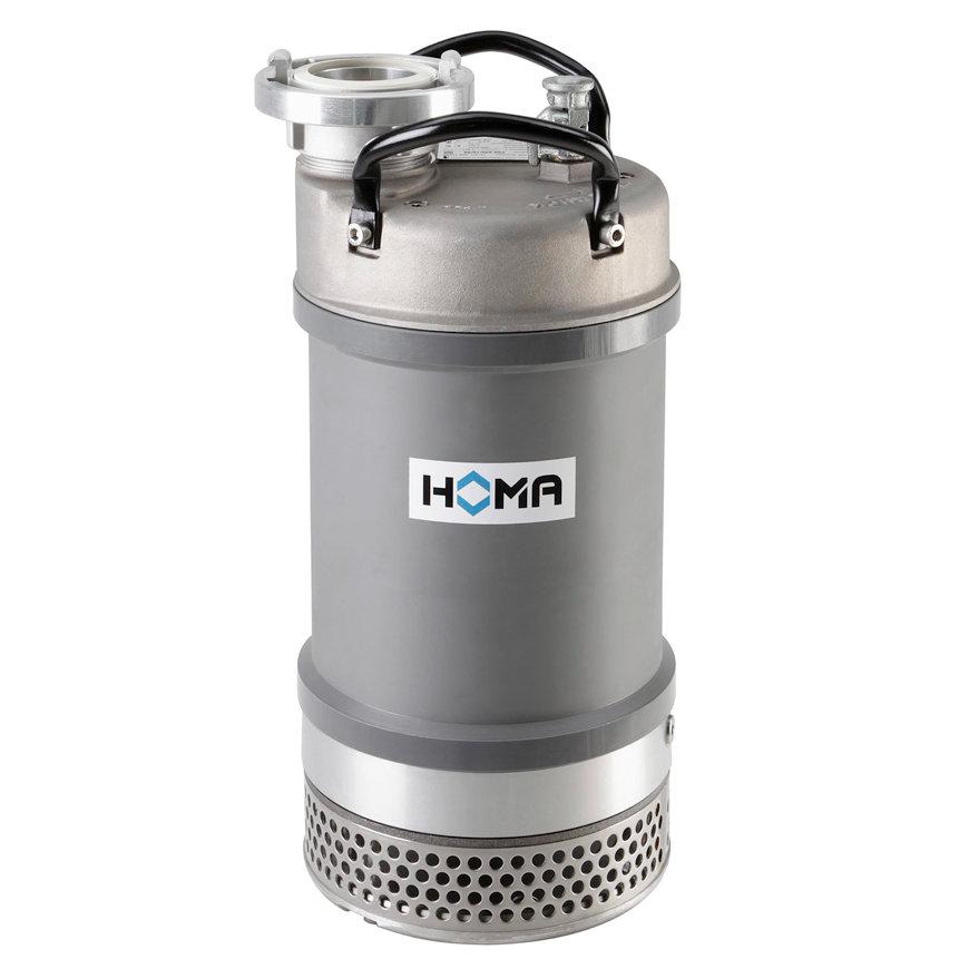 Homa brandweer dompelpomp, FW-TP4/1, aluminium, 230 V