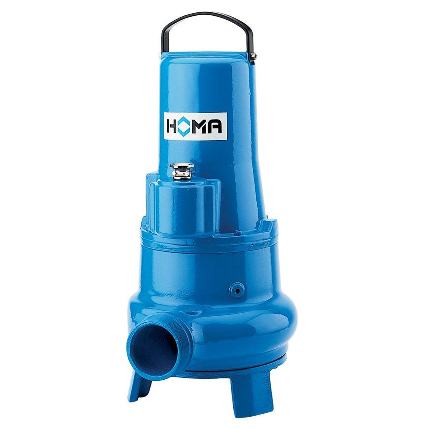 Homa dompelpomp voor vuil- en afvalwater, TP 50 V 40/2 DA, gietijzer, 400 V  default 870x870